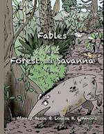 Fables of the Forest and Savanna af Alan J. Hesse, Louise H. Emmons