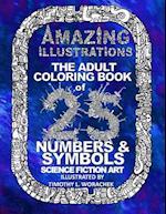Amazing Illustrations- 25 Number and Symbols af Timothy L. Worachek