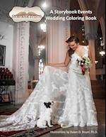 A Storybook Event Wedding Coloring Book