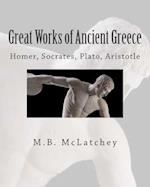 Great Works of Ancient Greece af M. B. McLatchey