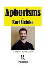 Aphorisms of Kurt Steinke af Kurt Steinke