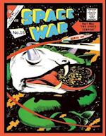 Space War 16 af Charlton Comics Group