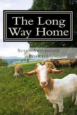 Bog, paperback The Long Way Home af Susan Swicegood Boswell