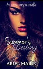 Summer's Destiny af Ariel Marie