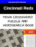 Cincinnati Reds Trivia Crossword Puzzle and Word Search Book