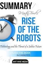 Martin Ford's Rise of the Robots Summary af Ant Hive Media