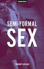 Semi-Formal Sex af Thought Catalog