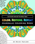 Color. Restore. Repeat af Heidi Taylor