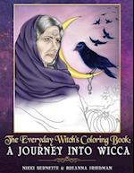 The Everyday Witch's Coloring Book