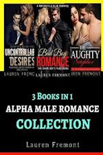 Alpha Male Romance Collection