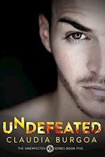 Undefeated af Claudia Burgoa