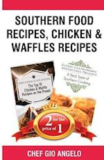 Southern Food Recipes, Chicken & Waffles Recipes