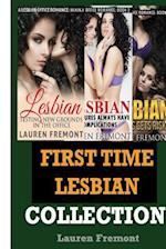 First Time Lesbian Collection