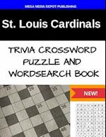 St. Louis Cardinals Trivia Crossword Puzzle and Word Search Book