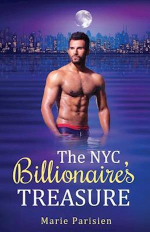 Bog, paperback The NYC Billionaire's Treasure af Marie Parisien