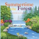 Summertime in the Forest af Edward Alan Kurtz, Dreamstime Com Photo Stock Agency