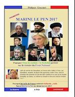 Marine Le Pen af Philippe Gourmet
