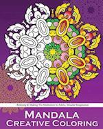 Mandala Creative Coloring af Peter Raymond