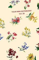 Your Mini Notebook! Vol. 28