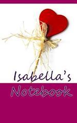 Isabella's Notebook af Lazaros' Blank Books