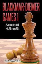 Blackmar-Diemer Games 1 af Tim Sawyer