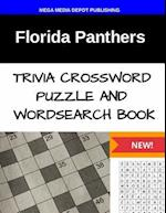 Florida Panthers Trivia Crossword Puzzle and Word Search Book