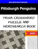 Pittsburgh Penguins Trivia Crossword Puzzle and Word Search Book