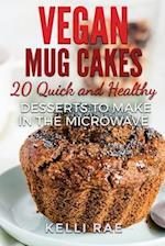 Vegan Mug Cakes af Kelli Rae