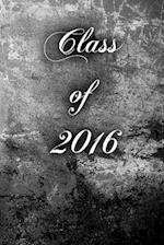 Class of 2016 (Journal)