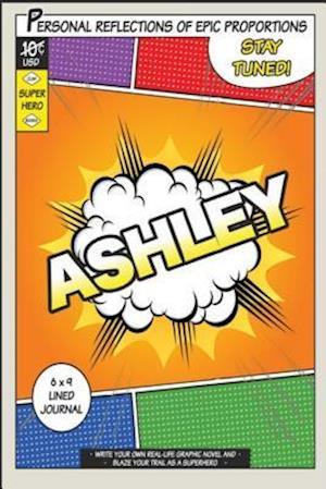 Bog, paperback Superhero Ashley af One Jacked Monkey Publications