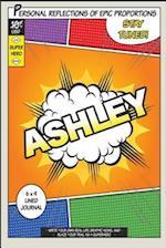 Superhero Ashley