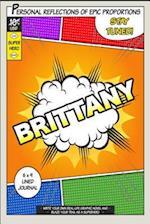 Superhero Brittany