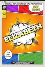 Superhero Elizabeth