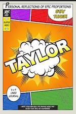 Superhero Taylor