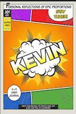 Superhero Kevin