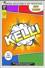 Superhero Kelli