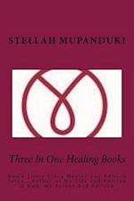 Three in One Healing Books