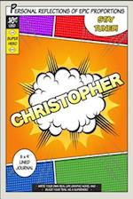 Superhero Christopher