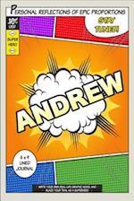 Superhero Andrew