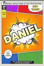 Superhero Daniel