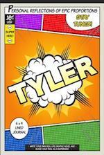 Superhero Tyler