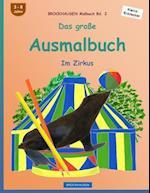 Brockhausen Malbuch Bd. 2 - Das Grosse Ausmalbuch