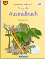 Brockhausen Malbuch Bd. 3 - Das Grosse Ausmalbuch