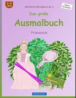 Brockhausen Malbuch Bd. 4 - Das Groe Ausmalbuch