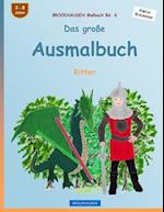 Brockhausen Malbuch Bd. 6 - Das Grosse Ausmalbuch