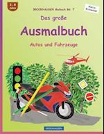 Brockhausen Malbuch Bd. 7 - Das Groe Ausmalbuch