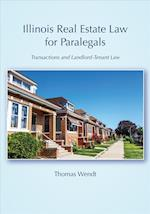 Illinois Real Estate Law for Paralegals