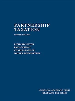 Bog, hardback Partnership Taxation af Richard Lipton