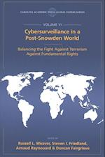 Cybersurveillance in a Post-Snowden World (Global Papers, nr. 6)