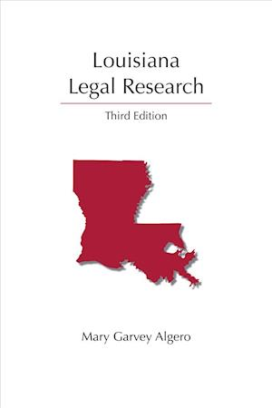 Bog, paperback Louisiana Legal Research af Mary Garvey Algero